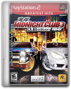 Untitled 1 Download   PS2 Midnight Club 3 DUB Edition Remix NTSC Baixar Grtis
