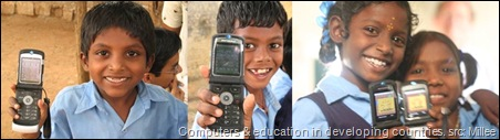 Computers & education in developing countries