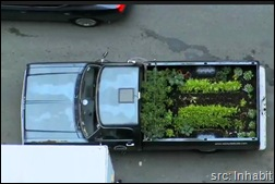 Mobile farming in New York City