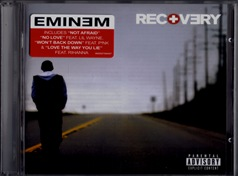 EMINEM - Recovery (cd cover 2)