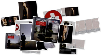 Visualizza eminem - recovery 2010