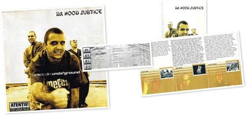 Visualizza da hood justice - direct din undaground 1999