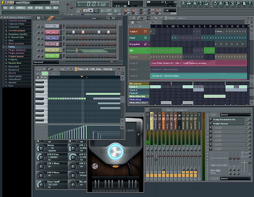 fruity loops studio producer xxl edition v6.0.8