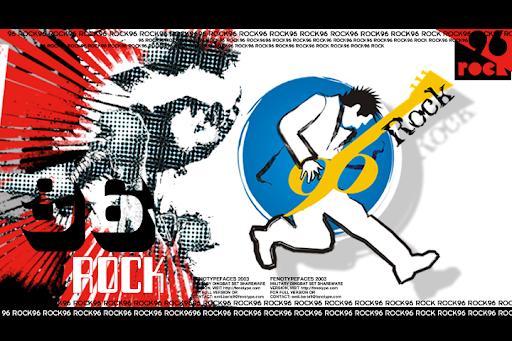 Programa 96 Rock