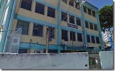 Escola Tasso Da Silveira - Realengo
