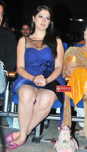 Lakshmi Roy Hot Exposing Thighs Photos