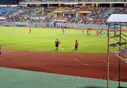 MSL SAbah vs Johor fc 4