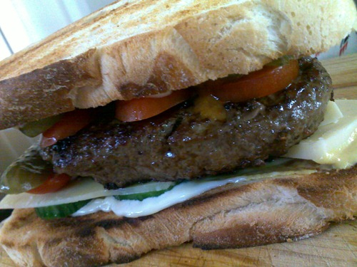 Banshee Burger