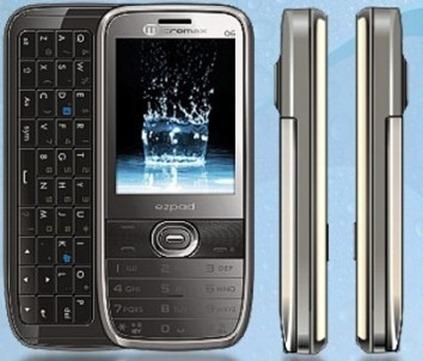 Micromax Q6 – Dual SIM GSM mobile