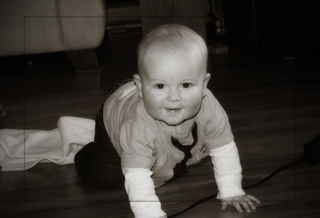 Miles Crawling