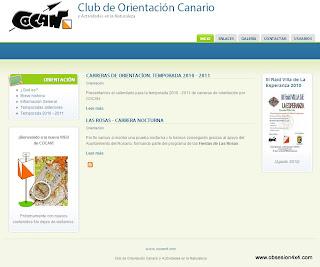 Nueva Web de Cocan