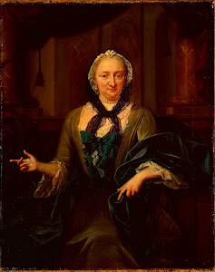 RIJKS: Jan Maurits Quinkhard: painting 1754