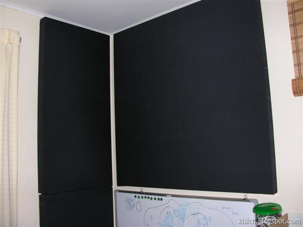 Sound Panels 4ft by 4ft $30.00 (Small)