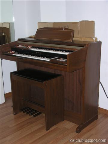 Vintage Kawai Organ $500.00 (Small)