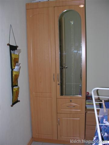 Wardrobe w Mirror $90.00 (Small)