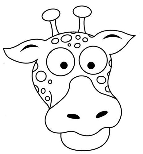 Caretas, máscaras y antifaces de animales para imprimir y usar