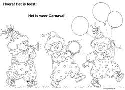 carnaval colorear (6)