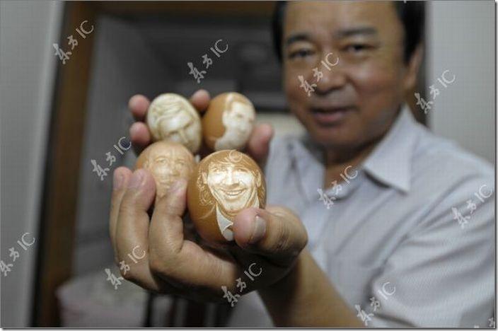 arte con huevos migallinero (12)