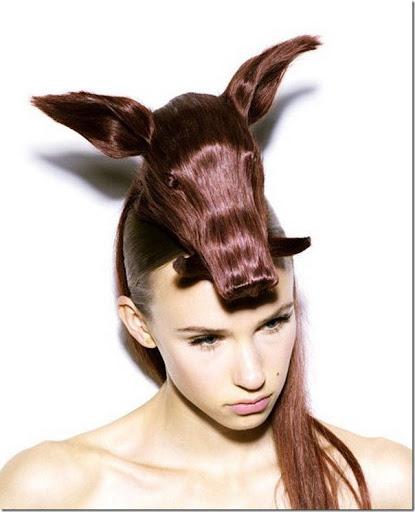bueno hoy tenemos peinados graciosos y chulos espero que os gusten bloggeros - Peinados Chulos