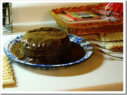 Pampered Chef Rice Cooker Volcano Cake