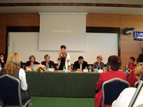 Conferinţa Judeţeană a Organizaţiei Femeilor Social Democrate din Braşov
