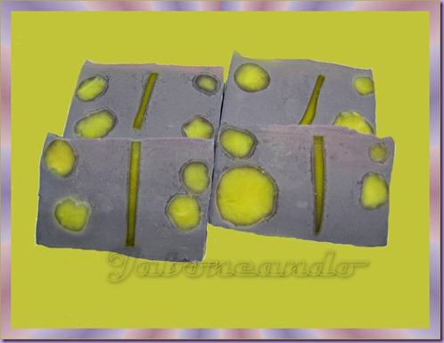 Jabón de manteca de karité