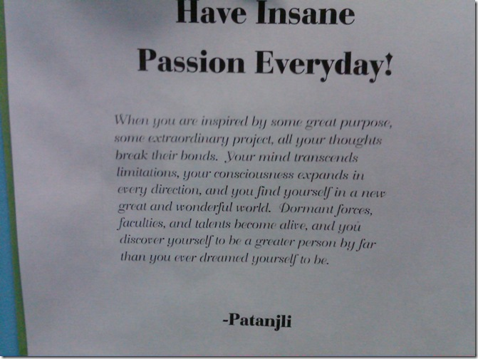 Insane Passion Everyday