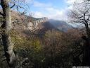 путешествие по крыму скала козырёк у горы северная демерджи