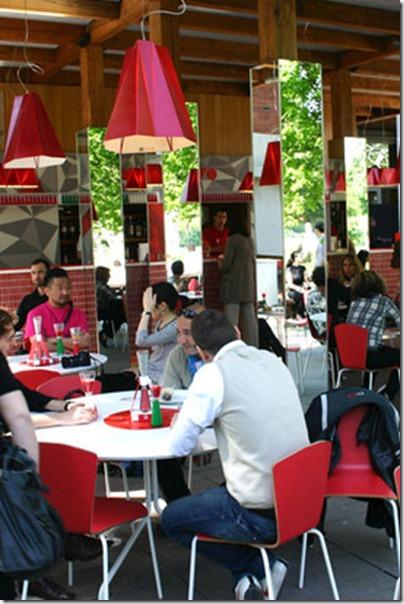 Campari bar Triennale