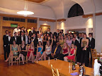 Photo from the Club Dinner 2008