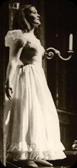 Dame Joan Sutherland as Amina at the Metropolitan Opera, March 1963