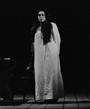 Elisabeth Söderström in the title role of Janáček's JENŮFA