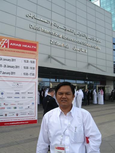 Dubai International Convention adn Exhibition Centre
