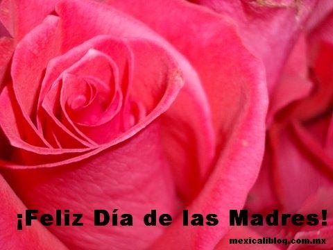 feliz dia de mama