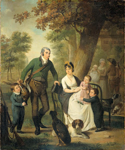 RIJKS: Adriaan de Lelie: painting 1804