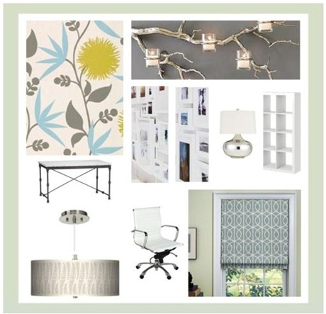 office mood board #2