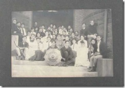 cabinet card group photo