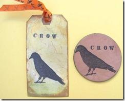 crow tags