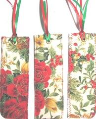 fabric bookmarks
