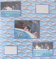 1986 Florida Sea World sm dolphin 1