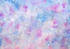 polished stone pink n blue