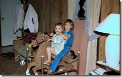 1985 R&S on Rocking Horse
