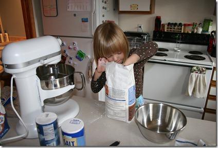 2010-12-05 Making Cookies (2)
