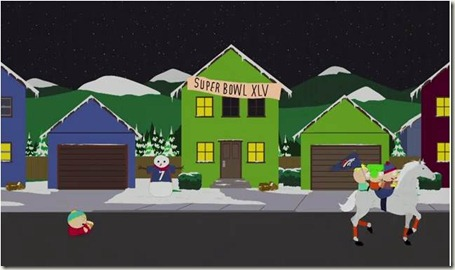 NFL Best Fans Ever_Southpark