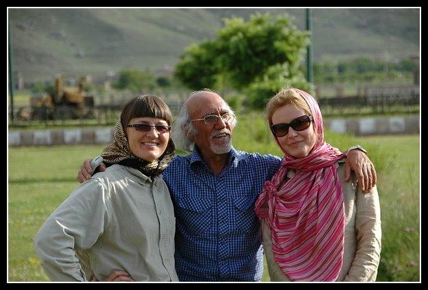 Иран. Поездка из Грузии в Иран на автомобиле (2009)