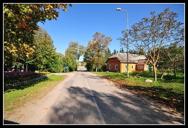 Литва. Отчет об моей деревне