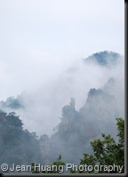Beautiful Mountains - Zhangjiajie, Hunan, China