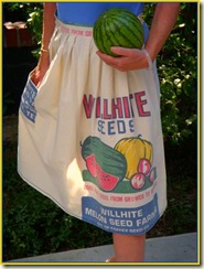 Watermelon Apron (Medium)