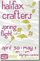 halifax crafters spring 2011