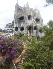 Hang Nga Guesthouse en Dalat Vietnam